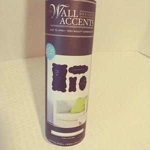 Chalkboard Peel&Stick Wall Accents - New